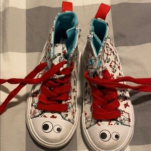 "Toddler Disney ""Forky"" Sneakers"